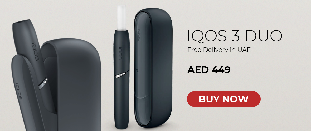 IQOS 3 DUO Free Delivery in Dubai